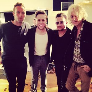 Olly Murs Band Aid 30 Facebook