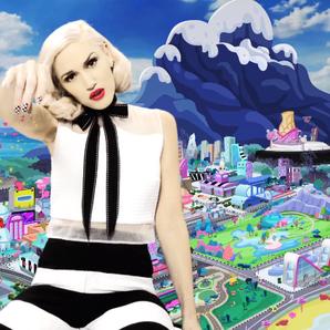 Gwen Stefani Spark The Fire 2