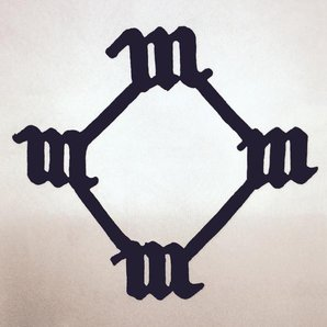 Kanye West So Help Me God album Artwork