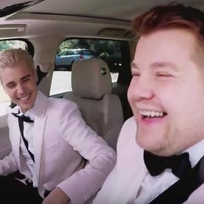 Justin Bieber James Corden Carpool Karaoke