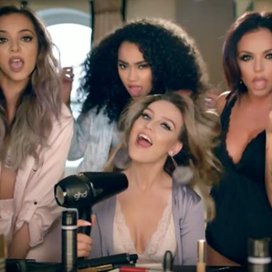 Little Mix Hair Music Video