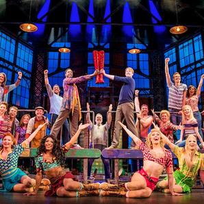 Kinky Boots Cast Photo