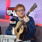 Ed Sheeran Big Top 40 Studio