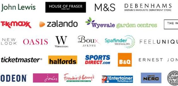 The Lifestyle Vouchers Brands